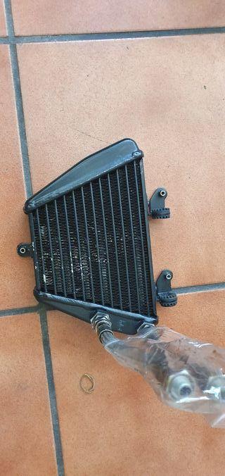 radiador aceite ducati 1098