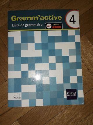 libro gramática frances