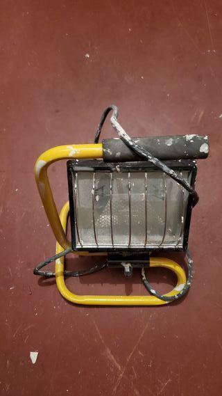 Foco Portable Bombilla Halogena