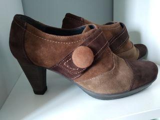 Zapato talla 36 amplia