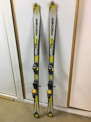 Juego esquís Volkl P50