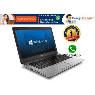 Portátil Hp EliteBook UltraBook 840 G2, i5 / 8Gb /