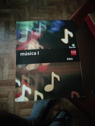 libro música 1ro de la eso