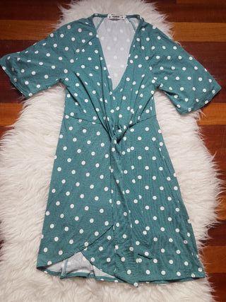 Vestido mujer Pull&Bear.