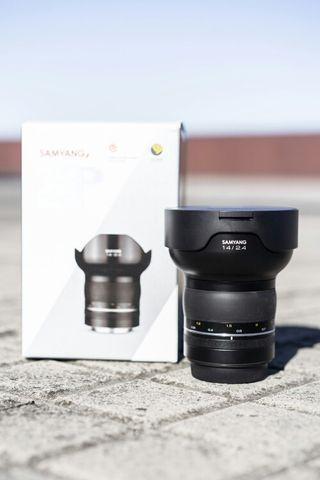 Samyang 14mm 2.4 XP Canon