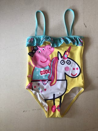 Bañador para niña Peppa Pig