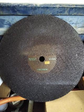 discos de hierro de 350