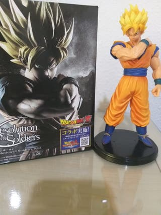 Goku figura dragon ball