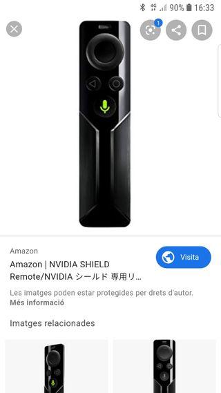 mando a distancia Nvidia Shield TV