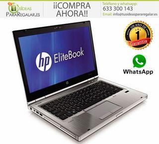"Portátil Hp EliteBook 8560p, 15"" / i7 / Gráfica De"