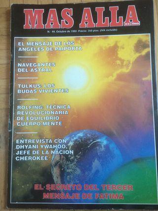 Revista más alla