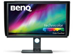 "Monitor profesional fotografía BenQ SW320 31,5"" 4K"