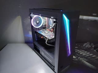 Ordenador PC Gaming I7 2600k + RX 570
