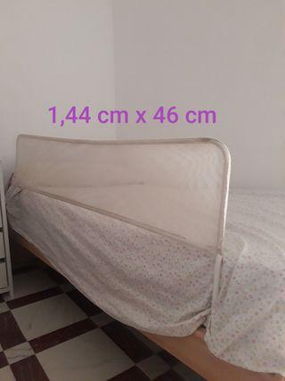 barrera protectora cama niño/niña
