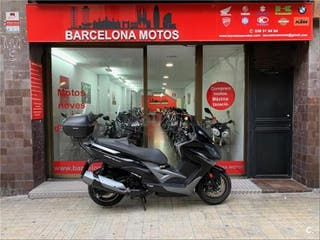 KYMCO XCITING 400i DEL AÑO 2015 !!! 30,026KM