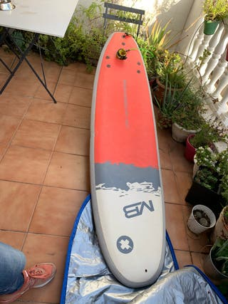 Tabla de surf espuma 7""