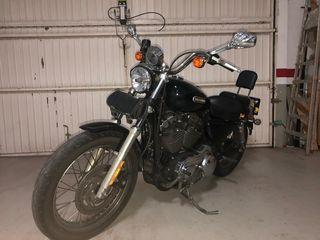 Harley Davidson Sportster 1.200