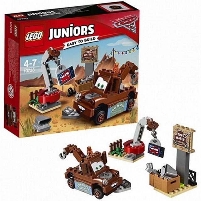 10733 Lego Juniors Desguace de Mate