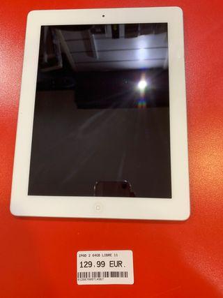 iPad 2 64gb libre
