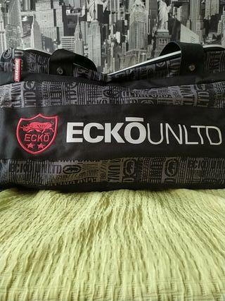 maleta de deporte Ecko