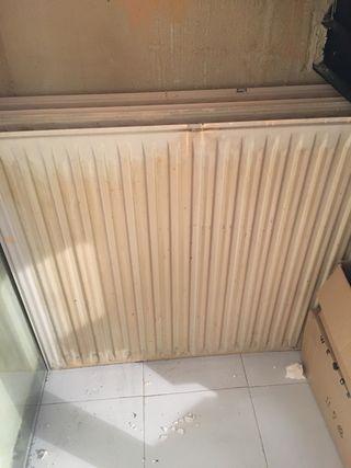 REGALO radiadores de hierro