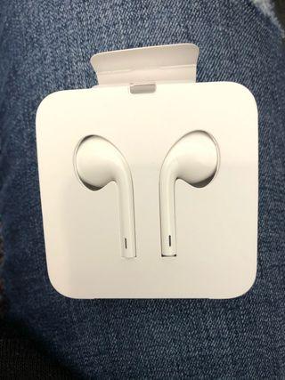 Écouteurs Apple avec fil neuf