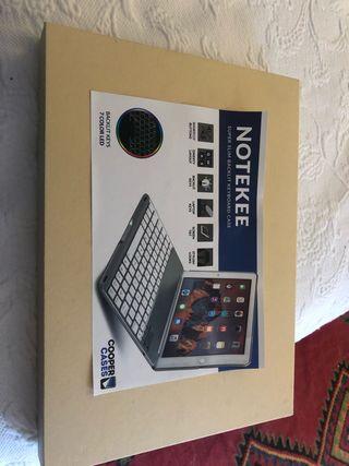 Carcasa para iPad Pro 10.5 con teclado