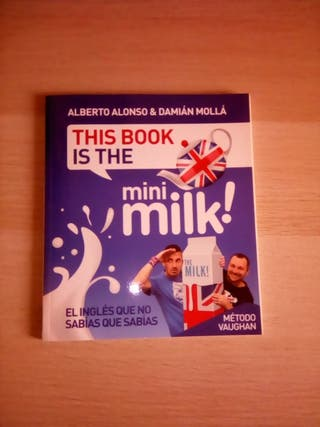 This book is the mini milk ( Vaughan)