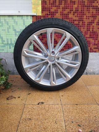 llanta más neumático original Volkswagen 19