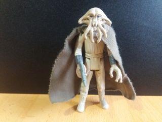 Squid Head- Figura Star Wars Kenner 1982