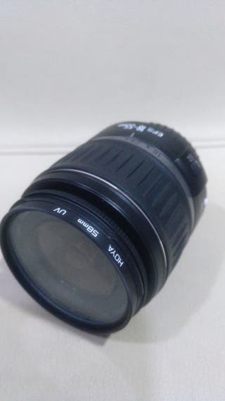 objetivo canon efs 18-55mm nuevo
