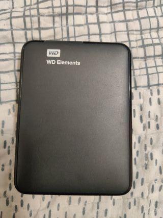 Disco Duro Externo 1,5Tb
