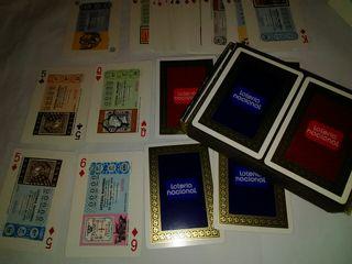 Cartas Lotería Nacional