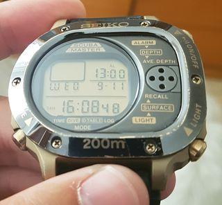 Seiko m725