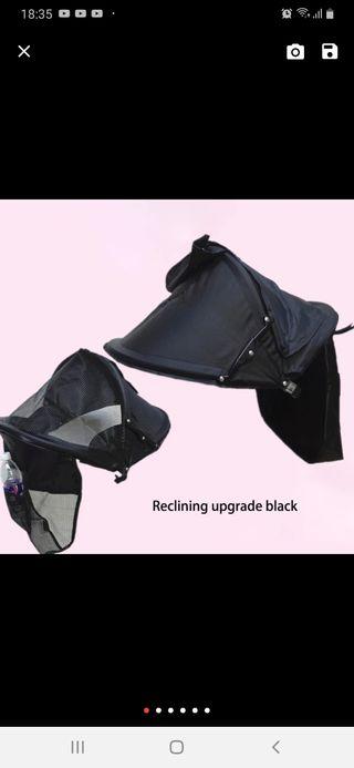 parasol de carro