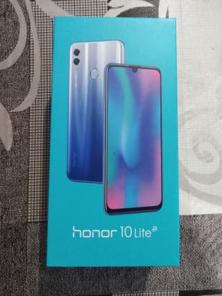 smartphone honor 10 lite