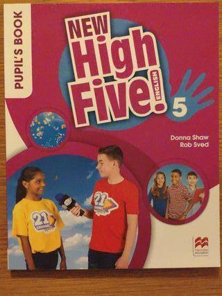 Libro inglés 5° primaria