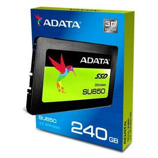 SSD 240Gb marca y adaptador PC