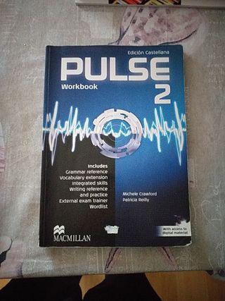libro pulse 2 workbook 2 eso