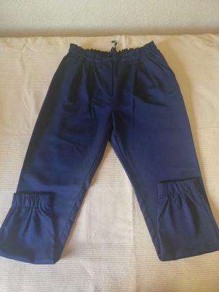 Pantalones Mango mujer