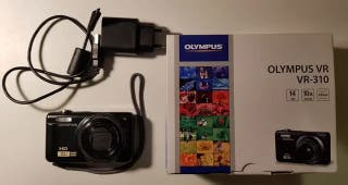 cámara de fotos Olympus VR 310