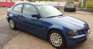 BMW Serie 3 320td compact 2002