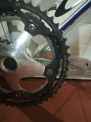 bici carretera orbea aqua talla 48