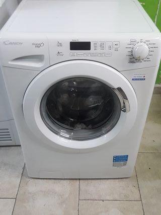 lavadora marca candy 7kg A+++ 1300 rpm