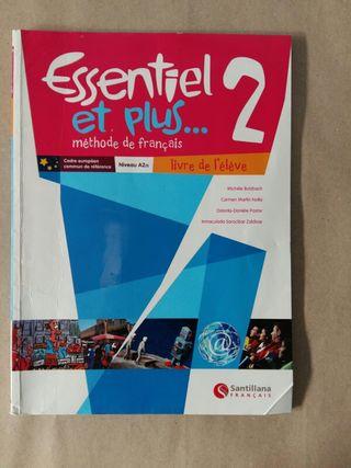 libro de frances 2 ESO