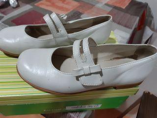 Zapato de comunion