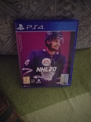 Nhl 20 Sony Ps4/PlayStation 4