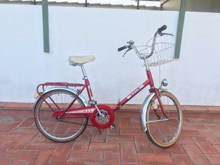 Bici plegable gac vintage