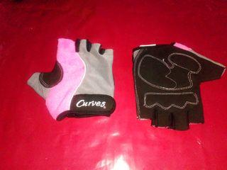 guantes cortos patin bici skate