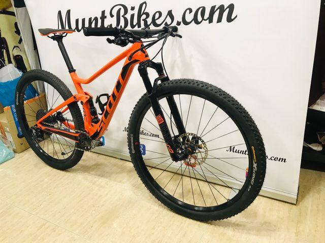 Bicicleta BTT Scott Spark RC Team 29 talla M